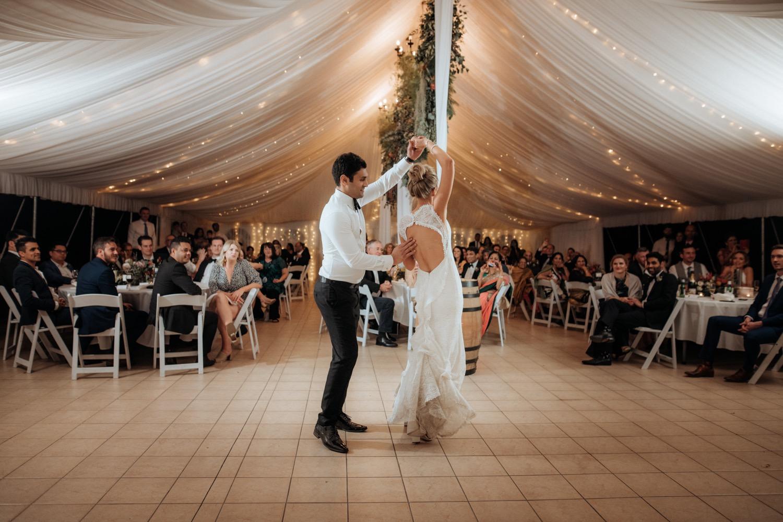 marquee dancing
